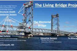 The Living Bridge Project, Memorial Bridge, Portsmouth, NH