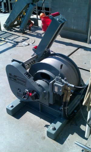 Dedicated CTD Winch